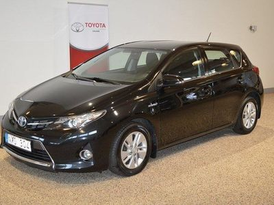 begagnad Toyota Auris Hybrid 1.8 VVT-i Hybrid CVT 136h