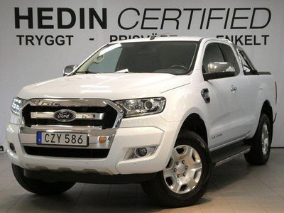 begagnad Ford Ranger Super Cab 3.2 4x4 Limited D-värm