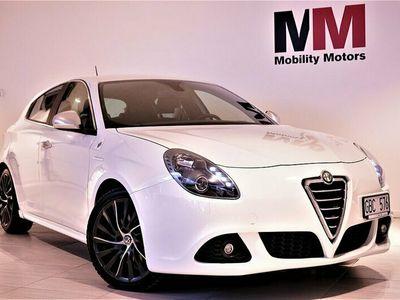 begagnad Alfa Romeo Giulietta 1.75 TBi Distinctive 235hk