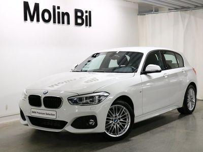 begagnad BMW 120 xDrive 5-dörrar M Sport 2019, Personbil 294 000 kr