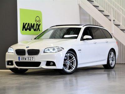begagnad BMW 520 d xDrive M-Sport Pano Drag S&V-Hjul ( -16