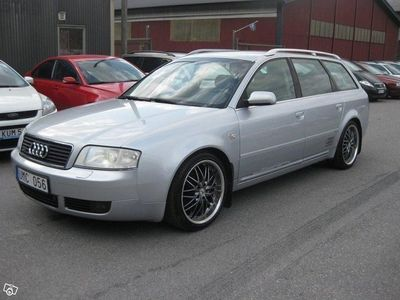 begagnad Audi A6 Avant 1.8 T Quattro S-line / Drag
