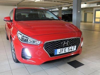 begagnad Hyundai i30 Ki 1.4 Turbo DCT7 Comfort S