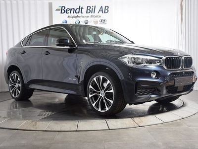 begagnad BMW X6 30d xDrive / Innovation Edition