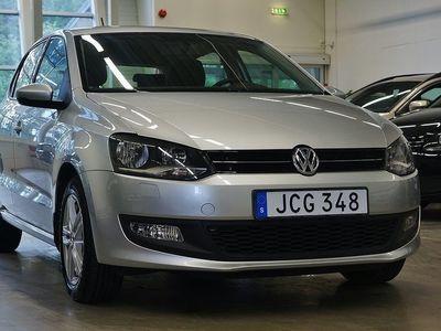 gebraucht VW Polo 5-dörrar 1.4 Comfortline, Vinter 86hk !