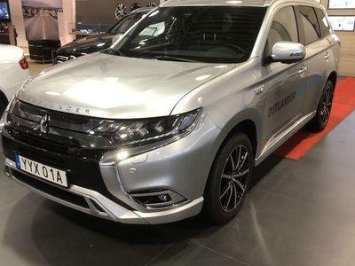 begagnad Mitsubishi Outlander P-HEV Plug-IN Hybrid Business X/Vinterhjul