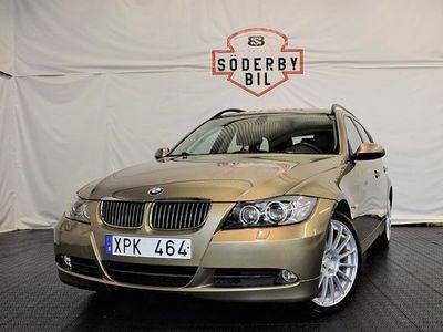 begagnad BMW 325 i SKINN M-VÄRM AUTOMAT 2006, Personbil 109 900 kr