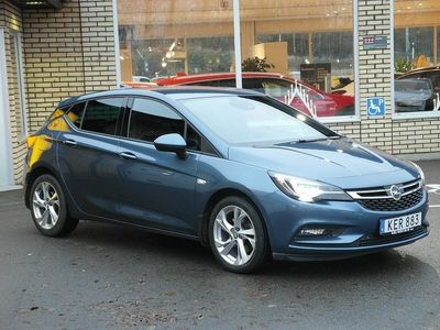 begagnad Opel Astra Business 5d 1.6 CDTI AT6 (136hk) - Se spec !