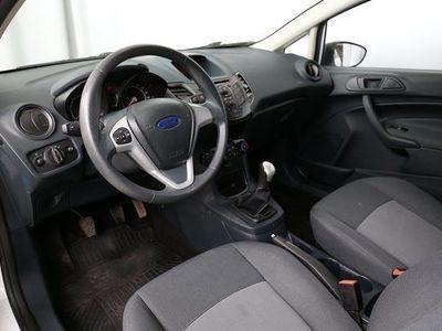 begagnad Ford Fiesta Van 1.4 TDCi 70hk Skåp -12