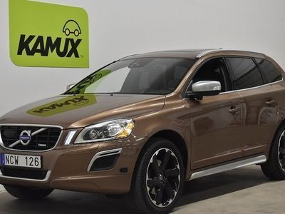 begagnad Volvo XC60 T6 AWD SÖNDAGSÖPPET 27 10   R-Design   Polestar   2013, SUV 239 000 kr
