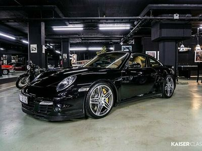 begagnad Porsche 911 Turbo 480hk