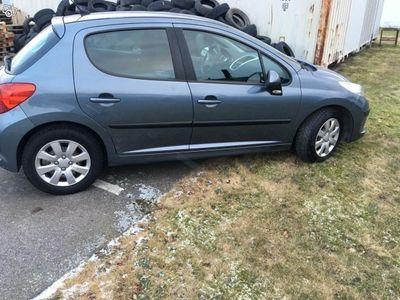 begagnad Peugeot 207 skattad och bes -06