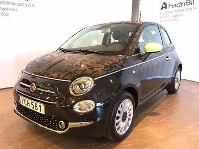 used Fiat 500 Camouflage Edition 1.2 69Hk