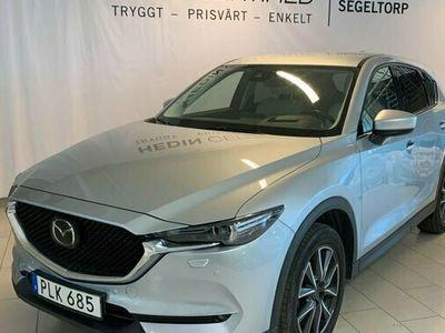begagnad Mazda CX-5 2.2 SKYACTIV-D AWD BACKKAMERA 2017, SUV Pris 209 000 kr