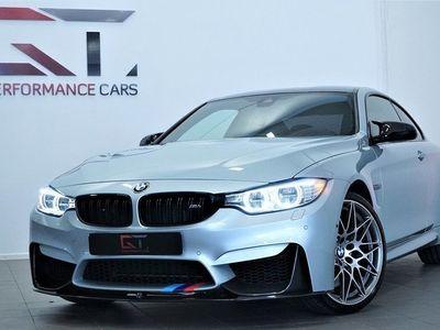 begagnad BMW M4 Competition 450hk Carbon SE UTR