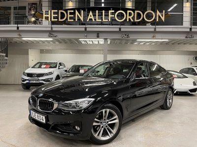 begagnad BMW 320 Gran Turismo d xDrive Auto Sport line Euro 6 Värmare