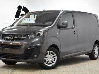 begagnad Opel Vivaro Luanch Edition Kampanjbil