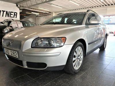 begagnad Volvo V50 2.0 D Kinetic 136hk