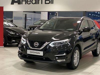 begagnad Nissan Qashqai DEMOBIL LEVERANS 2020 MAJDIG-T 140 TEKNA 2WD 6M/T ADVANCED DRIVE PA