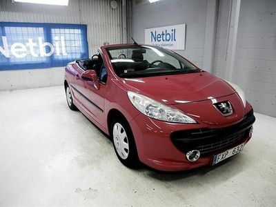 begagnad Peugeot 207 CC 1.6 VTi 120hk