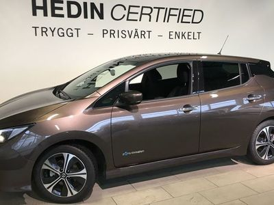 begagnad Nissan Leaf LEAF N-CONNECTA 40 KWH