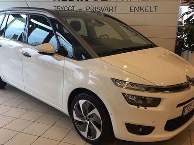 begagnad Citroën C4 Picasso 2.0 150 HK INTENSIVE 7-SITS PANORAMAGLASTAK