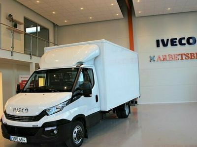 begagnad Iveco Daily DAILY 35S1135C18 3.0 Hi-Matic Euro6 EXTRA BRED226CM 2016, Transportbil Pris 399 875 kr