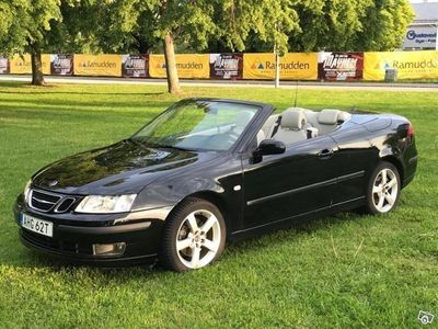 gebraucht Saab 9-3 Cabriolet 1.9 TiD 150hk NYBES/BYTE -07