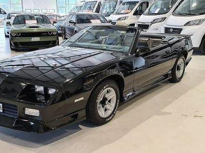 begagnad Chevrolet Camaro RS Convertible 5.0 V8 TBI Hy