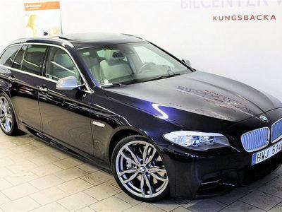 begagnad BMW M550 d xDrive Panorama Drag HUD