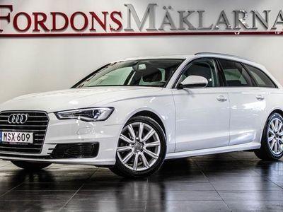 begagnad Audi A6 AVANT 2.0 TDI AUT DRAG VÄRMARE FRI HEMLEVERANS