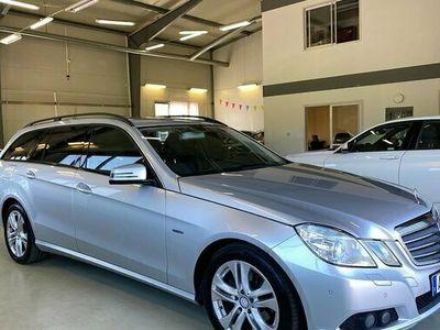 begagnad Mercedes E200 E BenzCDI BlueEFFICIENCY 5G-Tronic 2010, Kombi Pris 99 900 kr