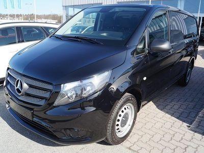 begagnad Mercedes Vito Benz 116 Automat Dragkrok 299 2018, Transportbil 373 750 kr