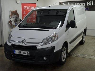 begagnad Citroën Jumpy Van 2.0 HDi 120hk Skåp