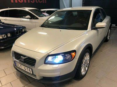 begagnad Volvo C30 FIN! D5 Automat Momentum 180hk