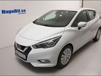 brugt Nissan Micra Nya Modellen 1.0L 70 Acenta 2017