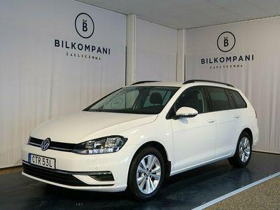 begagnad VW Golf Sportscombi 1.0 TSI 115hk *Drag*Värmare*