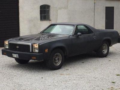 begagnad Chevrolet El Camino -77