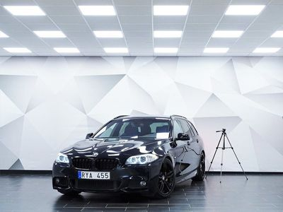 begagnad BMW 535 d xDrive Touring Steptronic M Sport 313hk