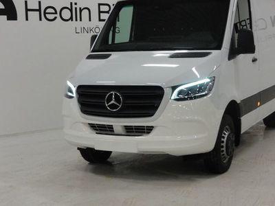 begagnad Mercedes Sprinter 516 CDI SKÅP A2