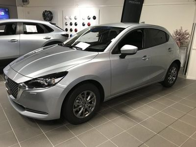 begagnad Mazda 2 1.5 SKYACTIV-G