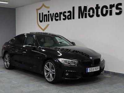 begagnad BMW 430 Gran Coupé d xDrive M Sport Euro 6 258hk SE SPEC