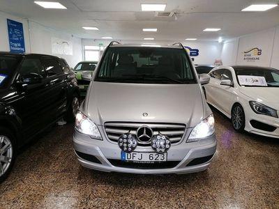begagnad Mercedes Viano 3.0 TouchShift Trend 224hk