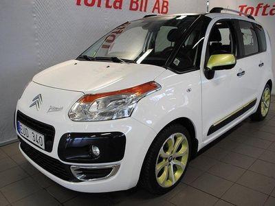 begagnad Citroën C3 Picasso 92 Hk Glastak