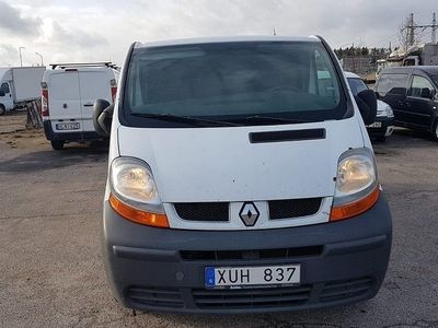 brugt Renault Trafic Van 1.9 dCi 101hk -06