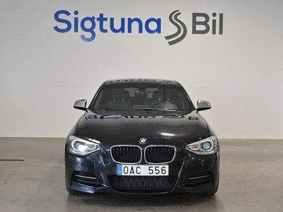 begagnad BMW M135 i i xDrive 5-door M sport Harman Kardon 320hk