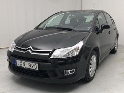 begagnad Citroën C4 1.6 HDI