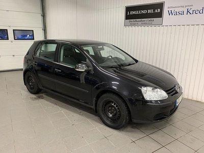 begagnad VW Golf 1.6 102hk