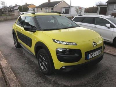 begagnad Citroën C4 Cactus Feel Edition Lågmil -15