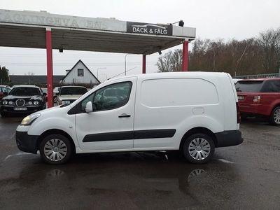 begagnad Citroën Berlingo Van 1.6 Diesel 3sits -12